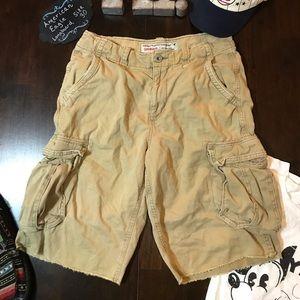 American Eagle Longboard Cargo Shorts - EUC Sz 30